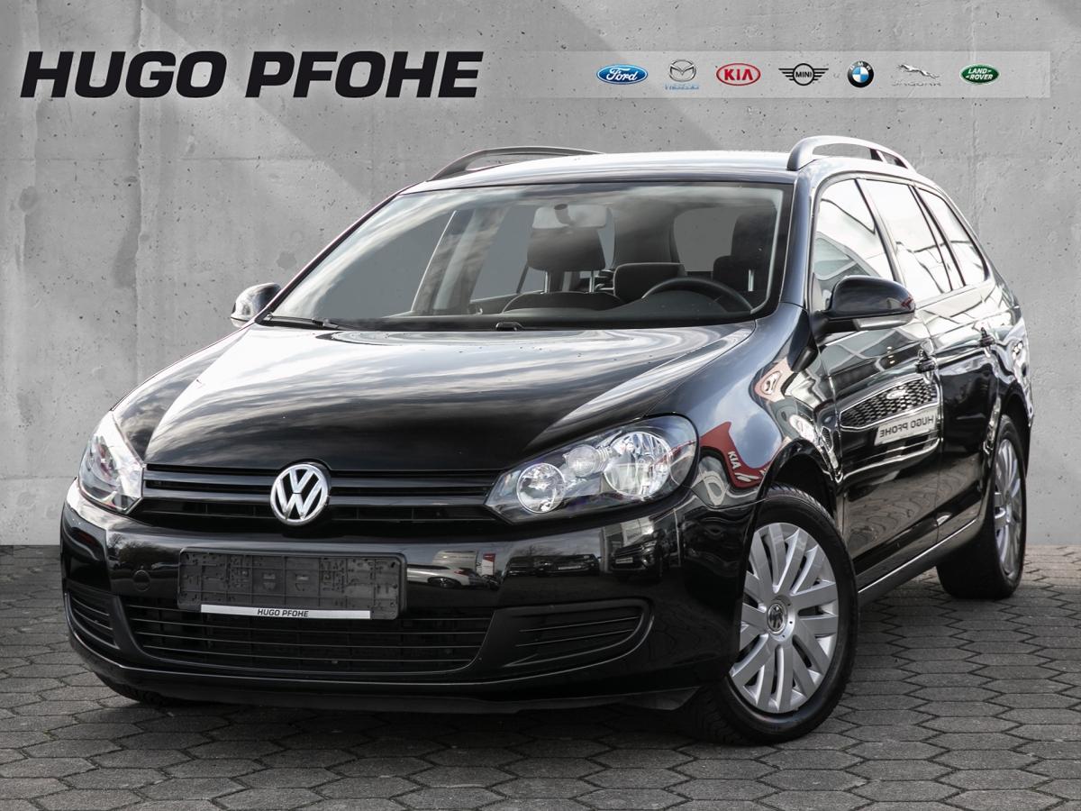 Volkswagen Golf VI Trendline, Jahr 2013, Benzin