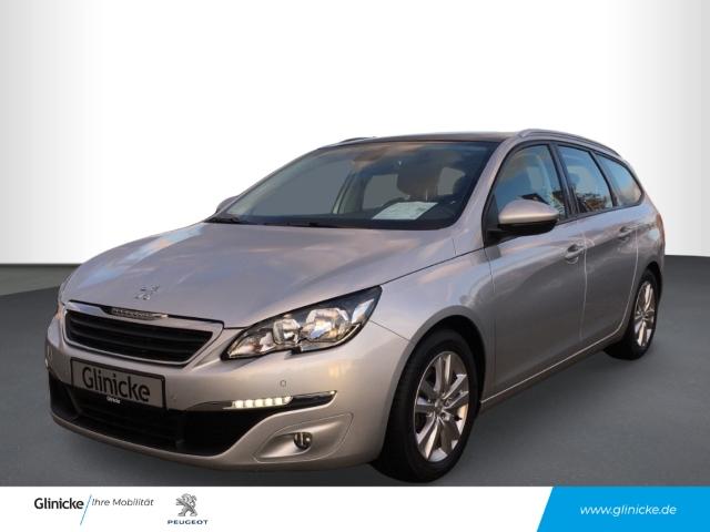 Peugeot 308 SW Business-Line 1.6 BlueHDi 120 FAP Panorama PDCv+h LED-hinten LED-Tagfahrlicht, Jahr 2015, Diesel
