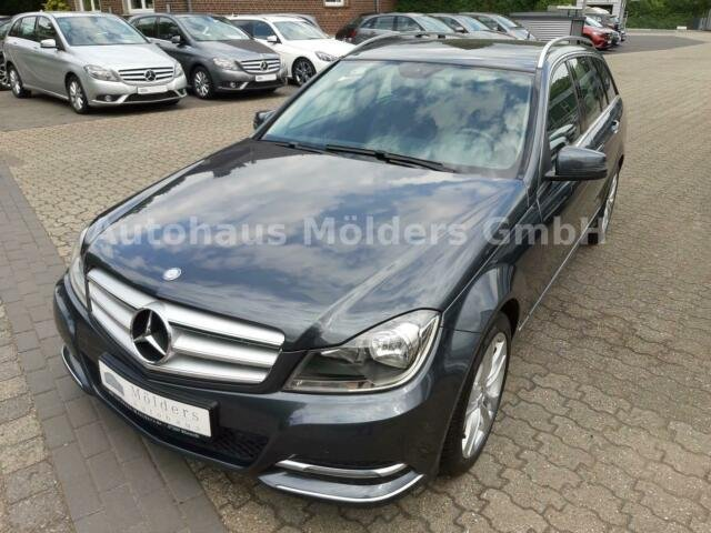 Mercedes-Benz C 180 T Automatik *Garantie*Navi*166 mtl., Jahr 2013, Benzin