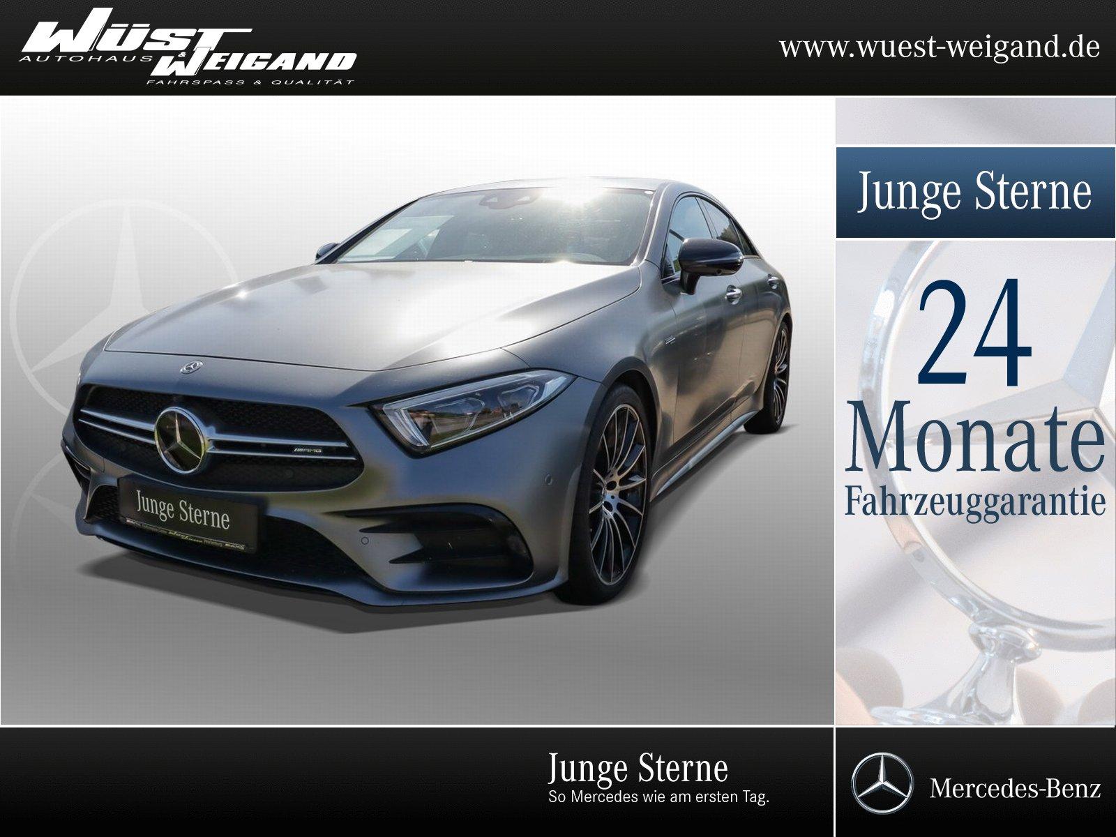 Mercedes-Benz CLS 53 AMG 4M+ Distronic+HUD+360°+LED+, Jahr 2019, Benzin