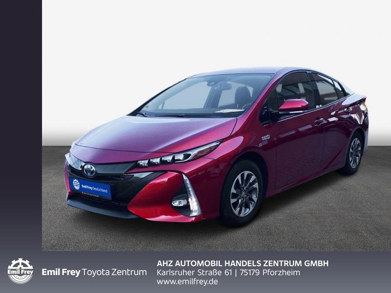Toyota Prius Plug-in Hybrid Comfort, Jahr 2019, Hybrid