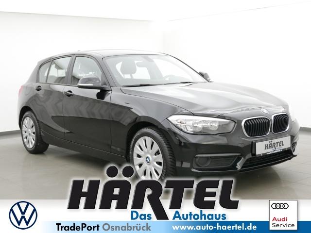 BMW 116i (+CLiMATRONiC+SiTZHEiZUNG) Klima el. Fenster, Jahr 2015, Benzin