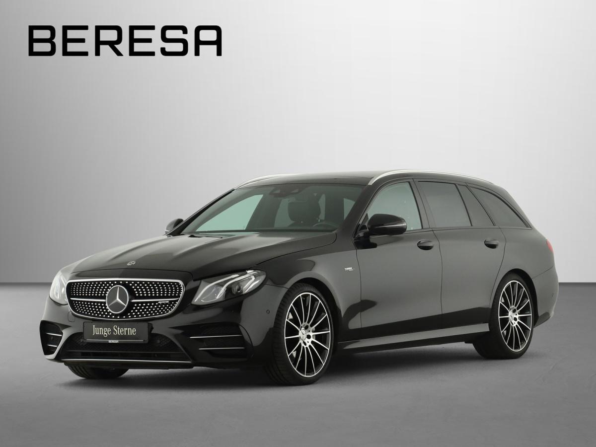 Mercedes-Benz E 53 AMG 4M+ T HUD Burmester Comand Fahrassist., Jahr 2018, Benzin