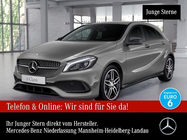 Mercedes-Benz A 220 4M AMG Exkl-Paket LED Night Kamera EDW PTS, Jahr 2016, Benzin