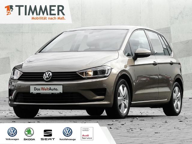 Volkswagen Golf Sportsvan 1.6 TDI Trendline*AHK*CLIMATRONIC, Jahr 2015, Diesel