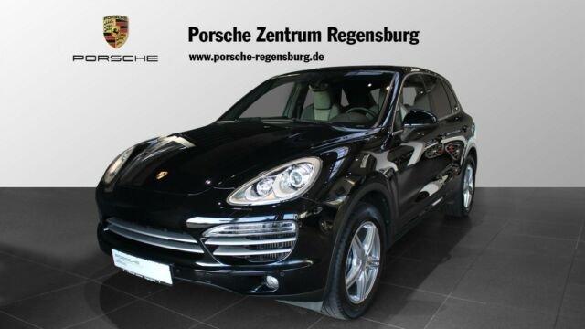 Porsche Cayenne Diesel Platinum Edition, Jahr 2014, diesel