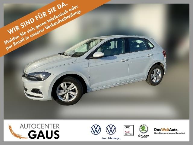 Volkswagen Polo Comfortline 1.0 TSI Klima LM-Felgen, Jahr 2020, Benzin
