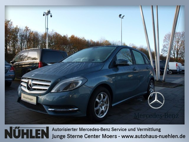 Mercedes-Benz B 200 CDI Xenon+Sitzhzg.+Autom.+Klima MF-Lenkrad, Jahr 2012, diesel