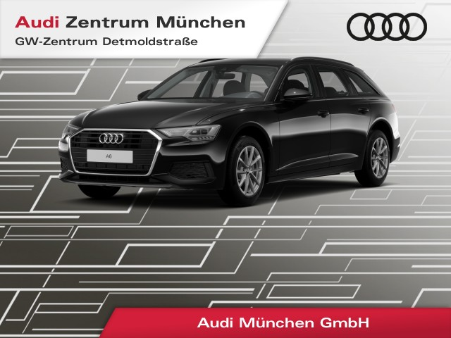 Audi A6 Avant 35 TDI LED Navi el.Heckklappe PDC+ S tronic, Jahr 2019, Diesel