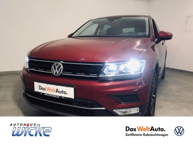 "Volkswagen Tiguan 2.0 TDI ""Highline"" ACC Navi LED PDC Euro 6, Jahr 2016, diesel"