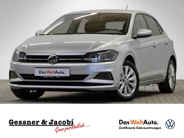 Volkswagen Polo 1.0 EU6 Comfortline Navi PDC Bluetooth Klima, Jahr 2018, Benzin
