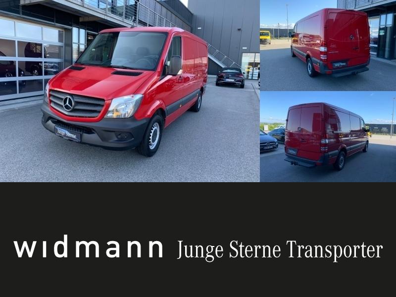 Mercedes-Benz Sprinter 210 CDI Kasten Standh. AHK, Jahr 2016, Diesel