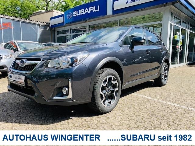 Subaru XV Comfort 2.0i*AHK abnehmb.*ALllwetterreifen, Jahr 2017, Benzin