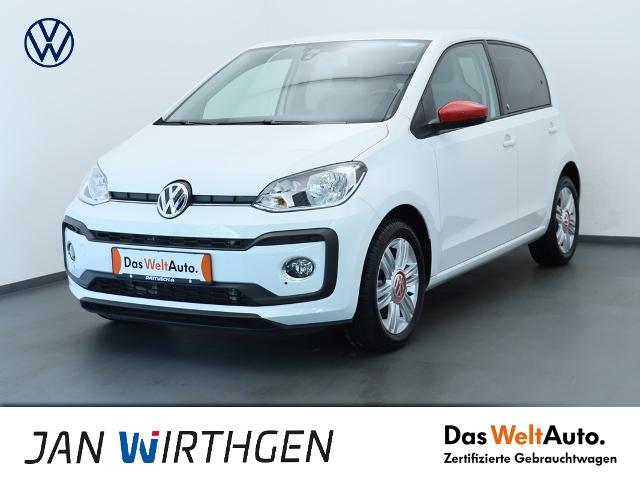 Volkswagen up! 1.0 TSI beats GRA PDC Sitzheizg. Maps+More, Jahr 2017, Benzin