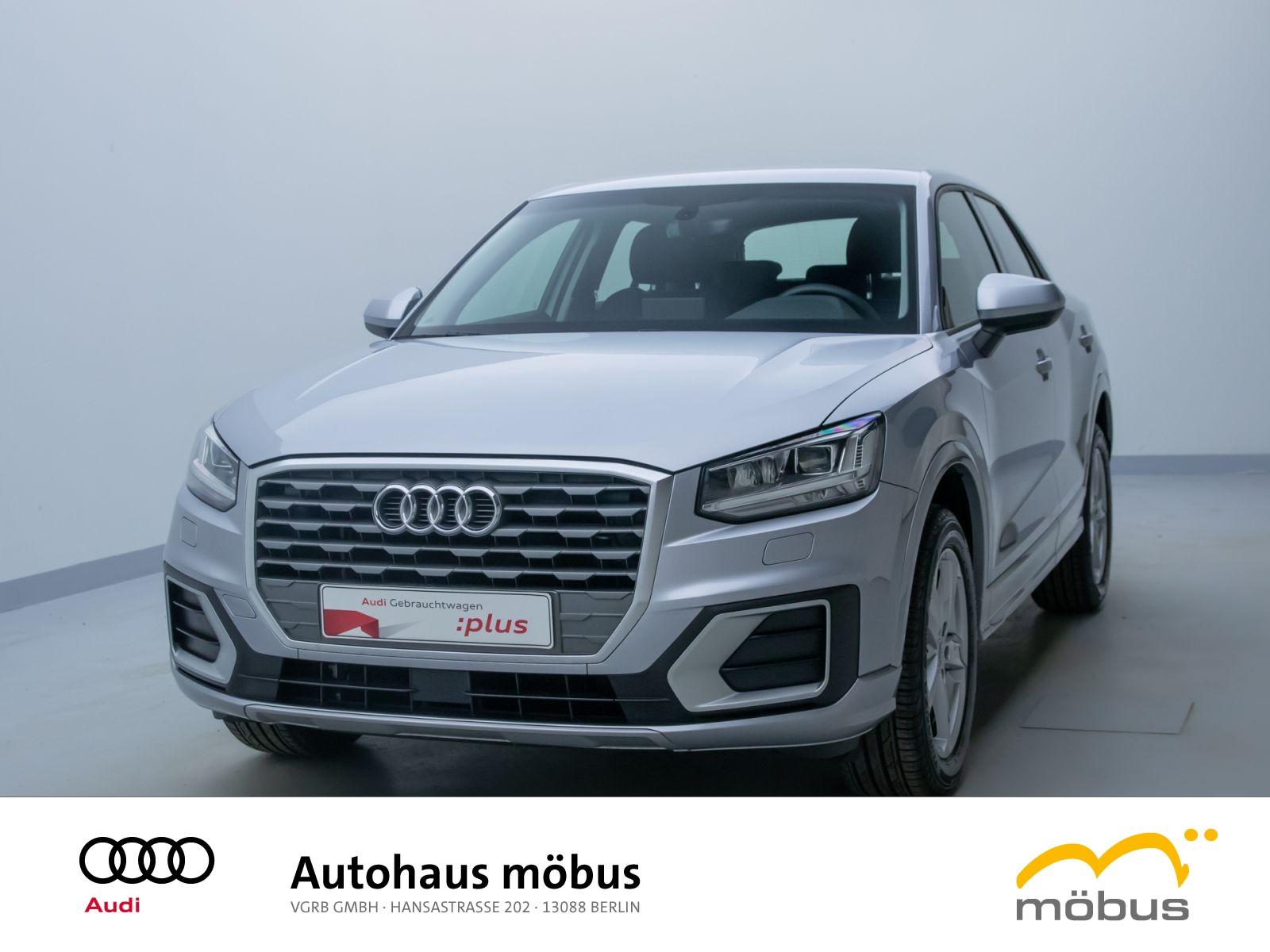 Audi Q2 sport 35 TFSI 6-GA*LED*AHK*NAV*DAB*PDC*GRA*SH, Jahr 2020, Benzin