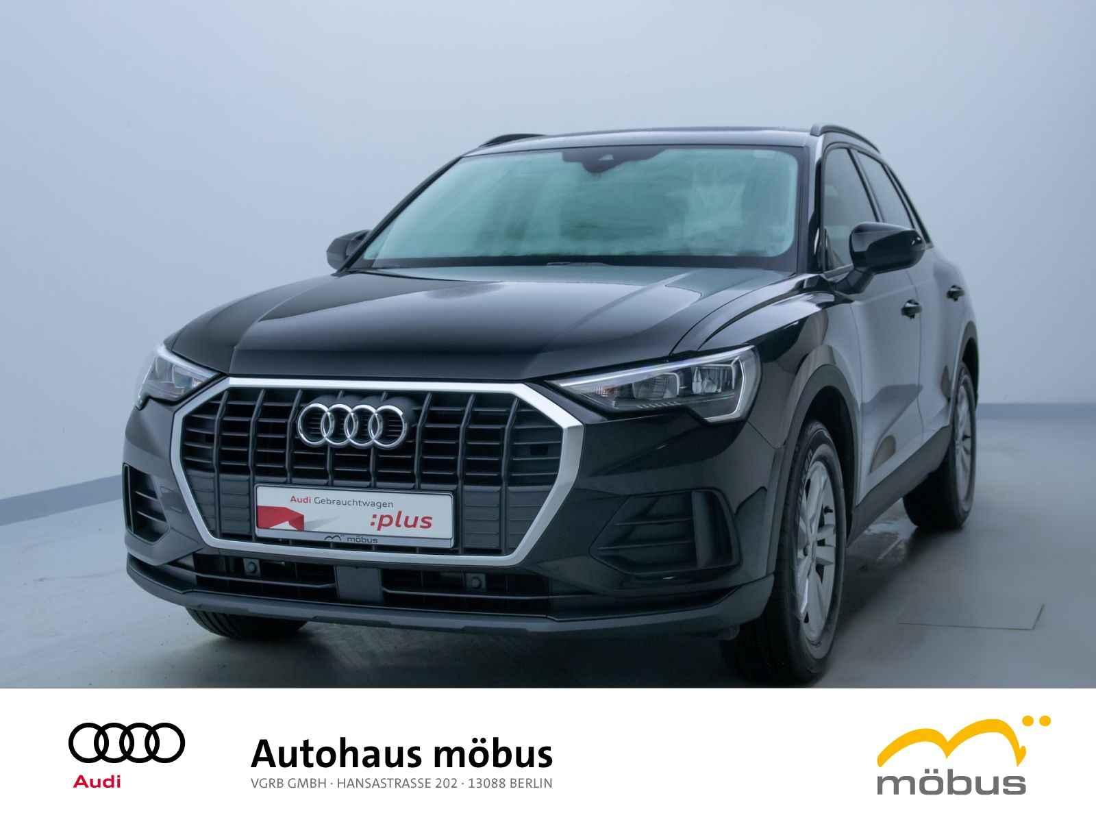 Audi Q3 35 TFSI 6-GA*LED*NAV*AVC*MFL*GRA*PDC*MAL, Jahr 2019, Benzin