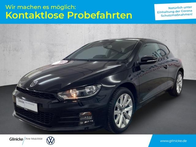 Volkswagen Scirocco 1.4 TSI BMT Sport Navi Klima PDC vo/hi LM 17'', Jahr 2017, Benzin