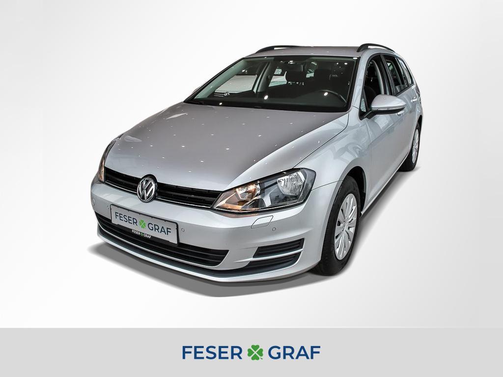 Volkswagen Golf VII Variant 1.6 TDI Trendline Navi SZH Klim, Jahr 2016, Diesel