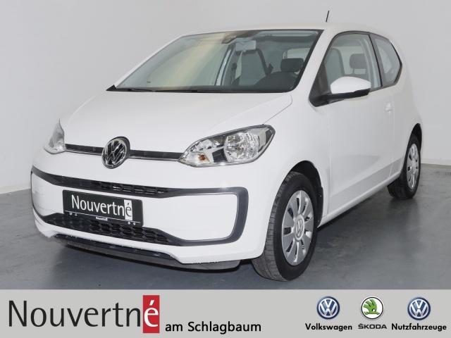 Volkswagen up! 1.0 move up! + Klima + PDC + Tempomat +, Jahr 2017, Benzin