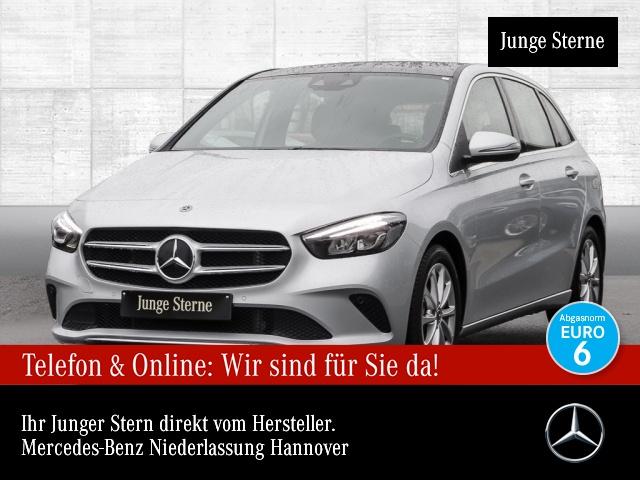 Mercedes-Benz B 180 Pano LED Kamera Spurhalt-Ass Totwinkel PTS, Jahr 2020, Benzin
