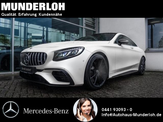 Mercedes-Benz AMG S 63 4MATIC+ Coupé Carbon NP 237 3D, Jahr 2019, Benzin