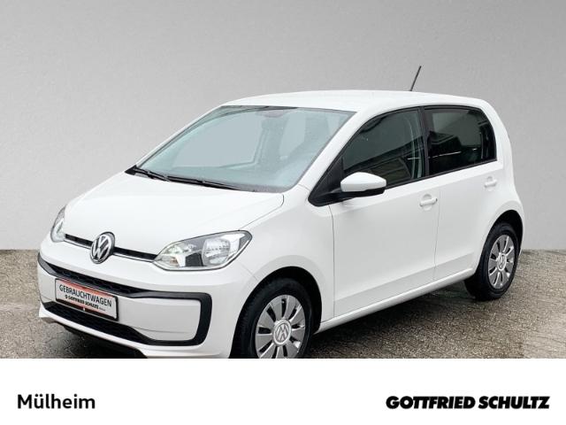 Volkswagen up! up 1.0 TSI Klimananlaghe move BMT/Start-Stopp, Jahr 2018, Benzin