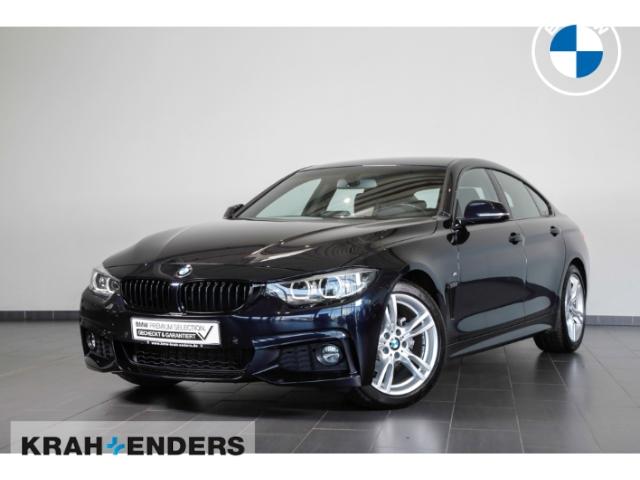 BMW 420 Gran Coupe i M Sport+LED+Navi+18'' LM+PDCv+h, Jahr 2020, Benzin