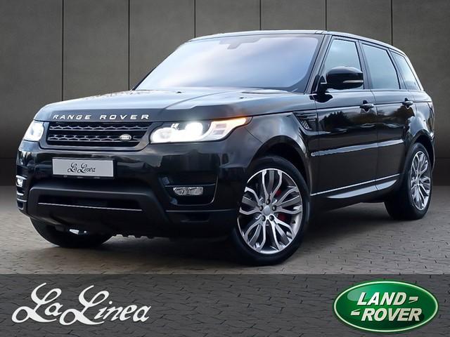 Land Rover Range Rover Sport 4.4 SDV8 HSE Dynamic HeadUp Gl, Jahr 2015, Diesel