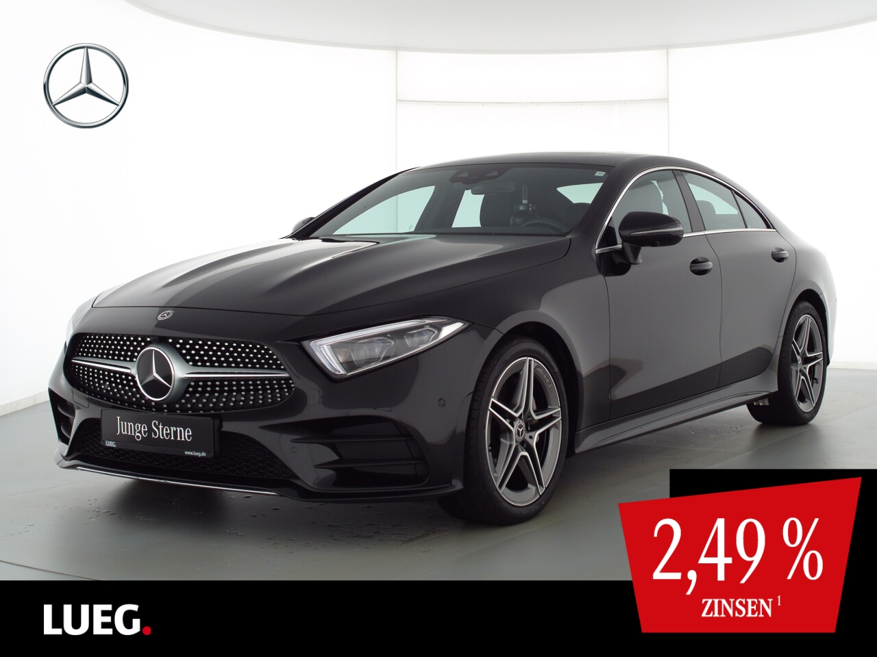 Mercedes-Benz CLS 400 finanzieren