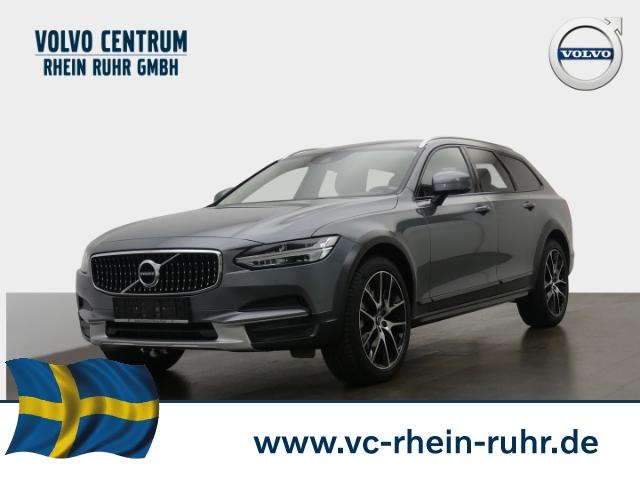 Volvo V90 Cross Country AWD D4 Leder LED Navi Fernlichtass. El. Heckklappe PDCv+h LED-Tagfahrlicht, Jahr 2017, Diesel
