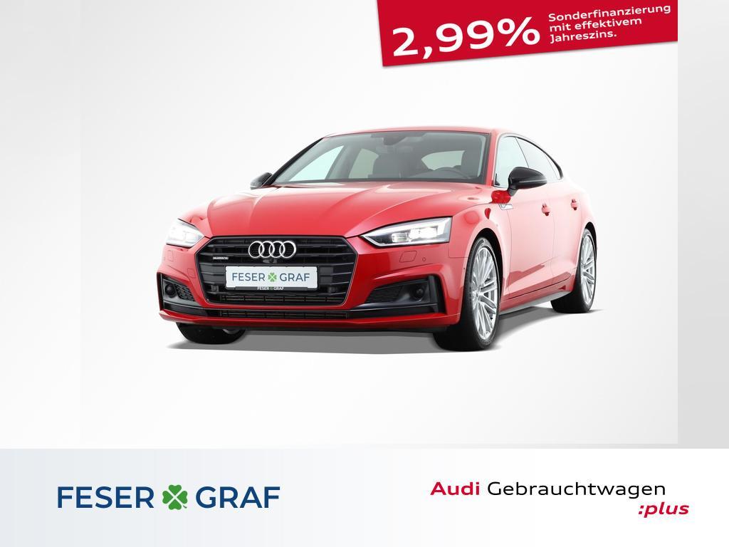 Audi A5 Sportback 3.0TDI 2x S line/Matrix/ACC/Virtual, Jahr 2018, Diesel