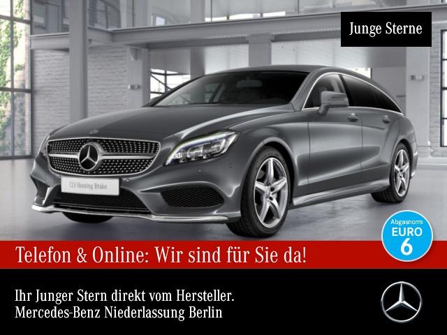 Mercedes-Benz CLS 400 4M Shooting Brake AMG Multibeam SD Distr, Jahr 2016, Benzin