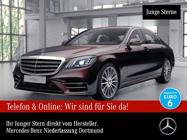 Mercedes-Benz S 560 4M AMG Multibeam Burmester Distr. COMAND HUD, Jahr 2018, Benzin