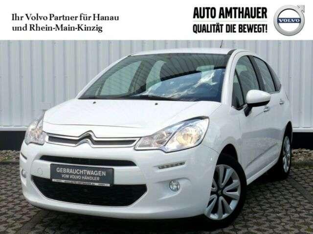 Citroën C3 Selection - Klima, Einparkhilfe, DAB-Radio, Jahr 2015, Benzin