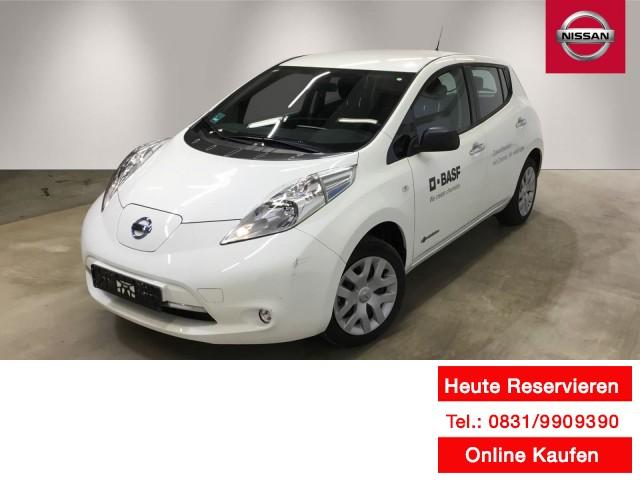 Nissan Leaf Visia 24KW,(inkl. Batterie), Klima, Nebel, Jahr 2016, Elektro