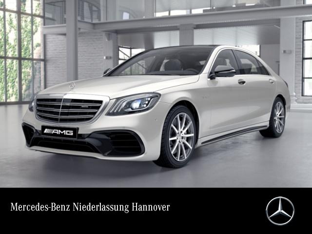 Mercedes-Benz S 63 AMG 4M+ FaceLift Pano DriversPack 360°, Jahr 2017, Benzin