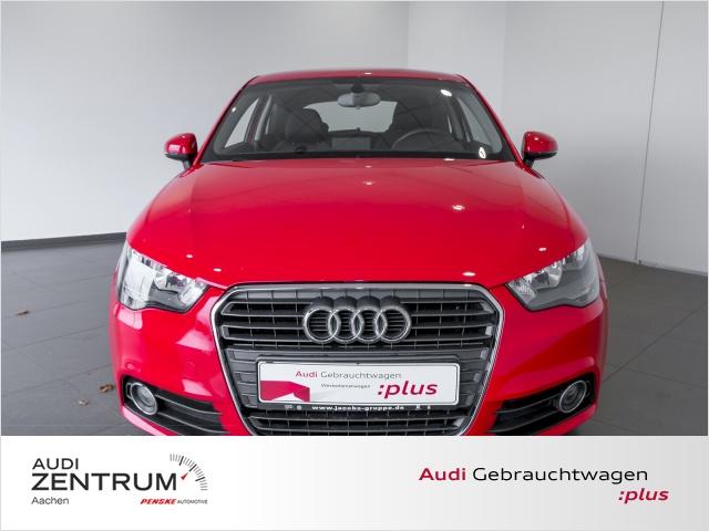 Audi A1 1.2 TFSI Euro 5, Klimaautomatik, Sitzheizung, M, Jahr 2013, petrol