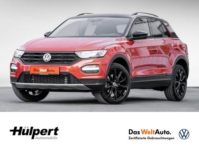 Volkswagen T-Roc 2.0 TDI BLACK STYLE DSG eKLAPPE CAM, Jahr 2020, Diesel