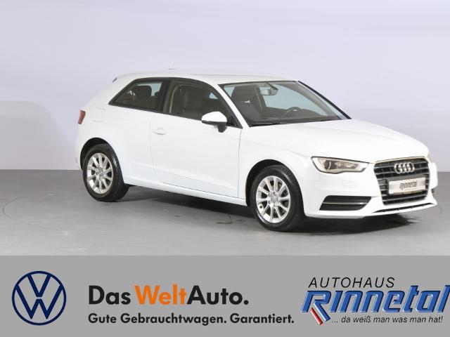Audi A3 1.6 TDI XENON+NAVI+PDC+KLIMA+SITZHZ+ALU, Jahr 2014, Diesel