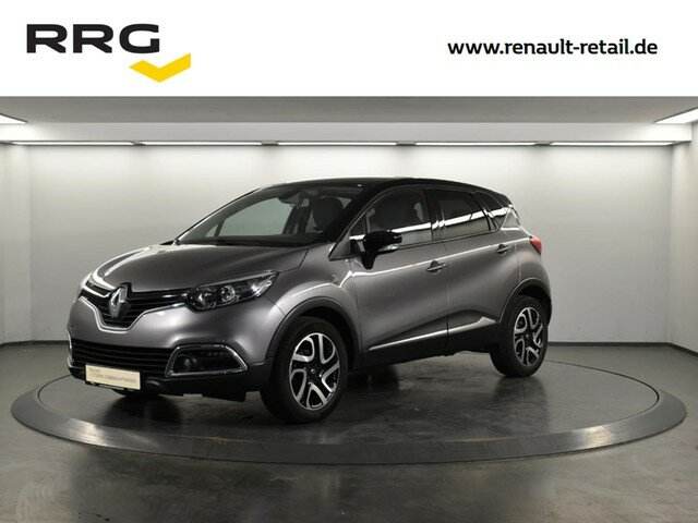 Renault CAPTUR INTENS TCe 90 RÜCKFAHRKAMERA, Jahr 2016, Benzin