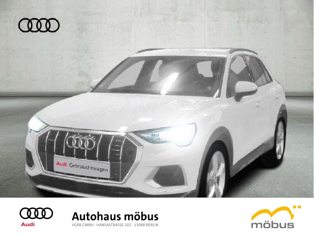 Audi Q3 advanced 45 TFSI quattro*S-TRO*NAV*DAB*AVC*BT, Jahr 2020, Benzin
