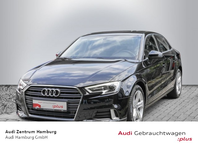 Audi A3 Limousine 1,6 TDI sport S tronic NAVI XENON, Jahr 2018, Diesel
