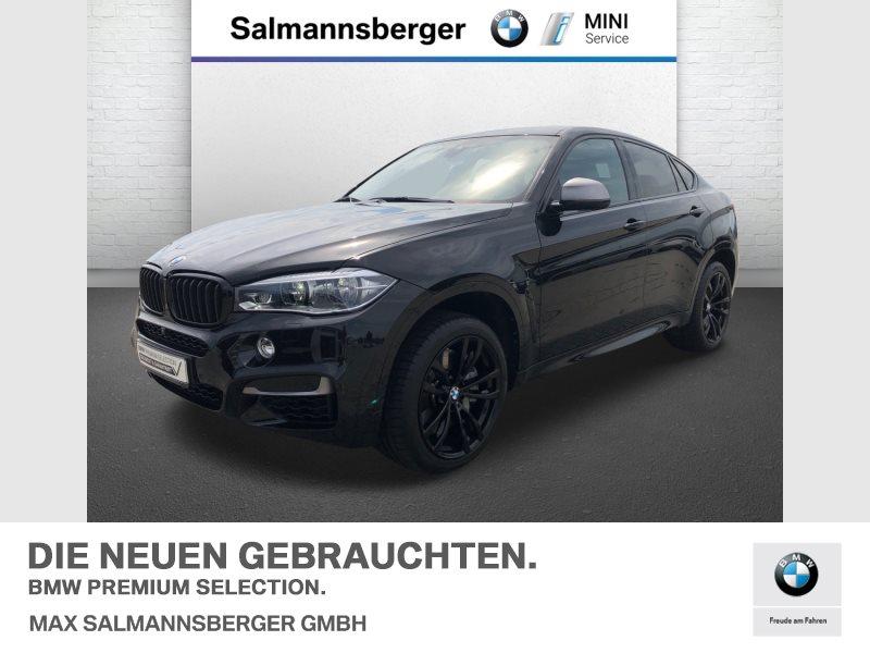 BMW X6 M50d M Sportpaket Head-Up LED WLAN Standhzg., Jahr 2018, Diesel