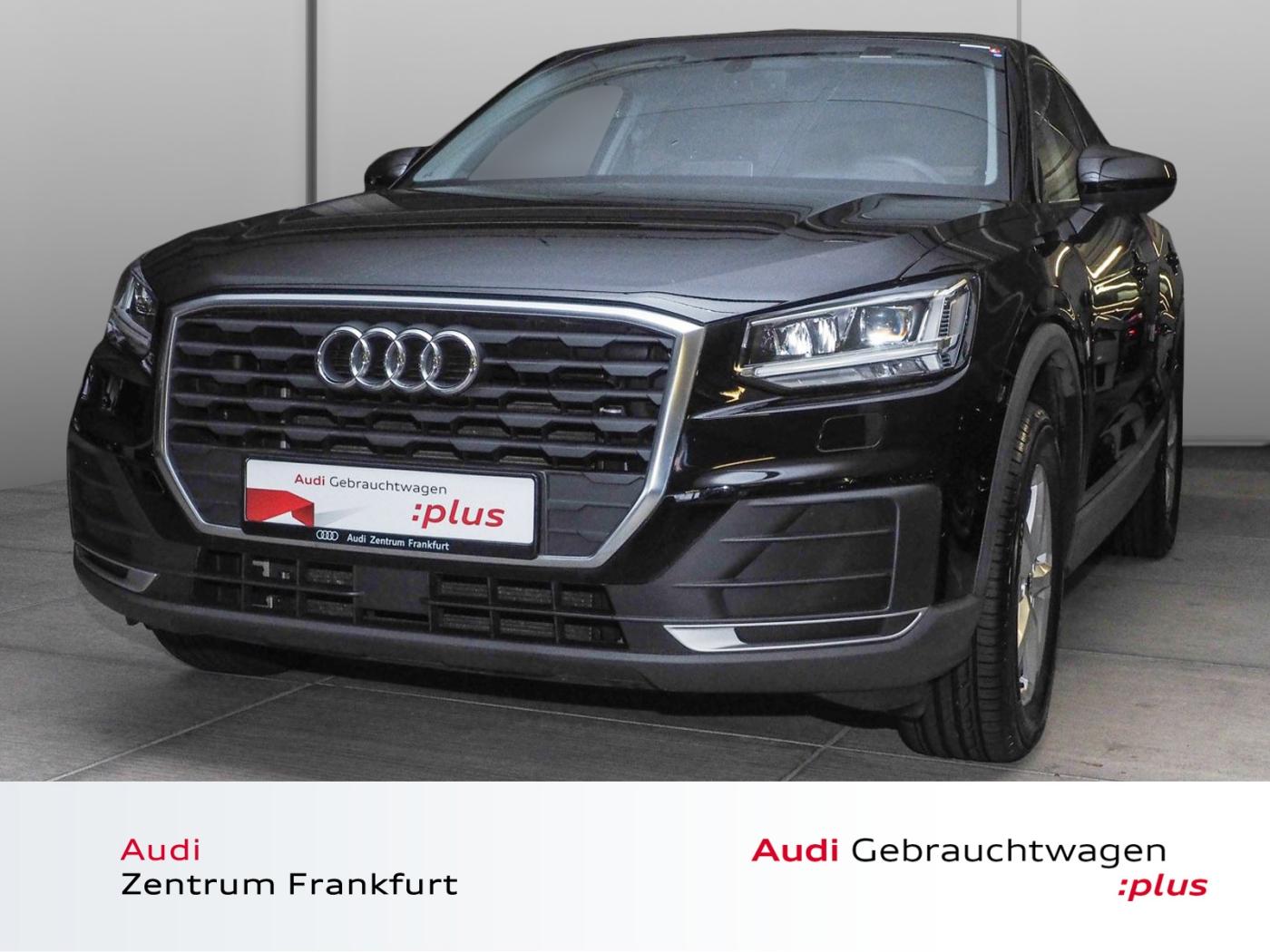 Audi Q2 1.0 TFSI S tronic Navi LED PDC Sitzheizung Bl, Jahr 2017, Benzin