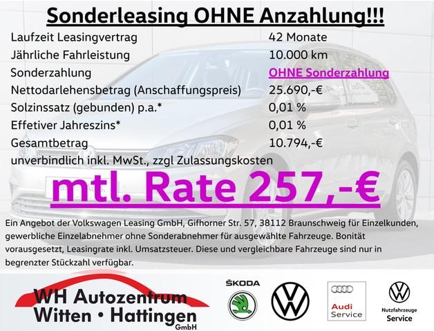 Volkswagen T-Roc 1.5 TSI Sport NAVI ACC PDC SitzHzg el. Heckklappe, Jahr 2020, Benzin