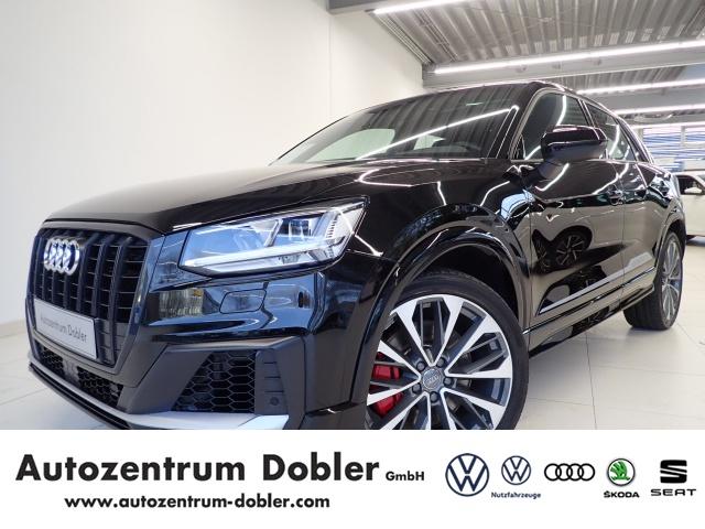 Audi SQ2 S-tronic ACC VC DAB B+O Leder Pano EU6 Navi, Jahr 2019, petrol
