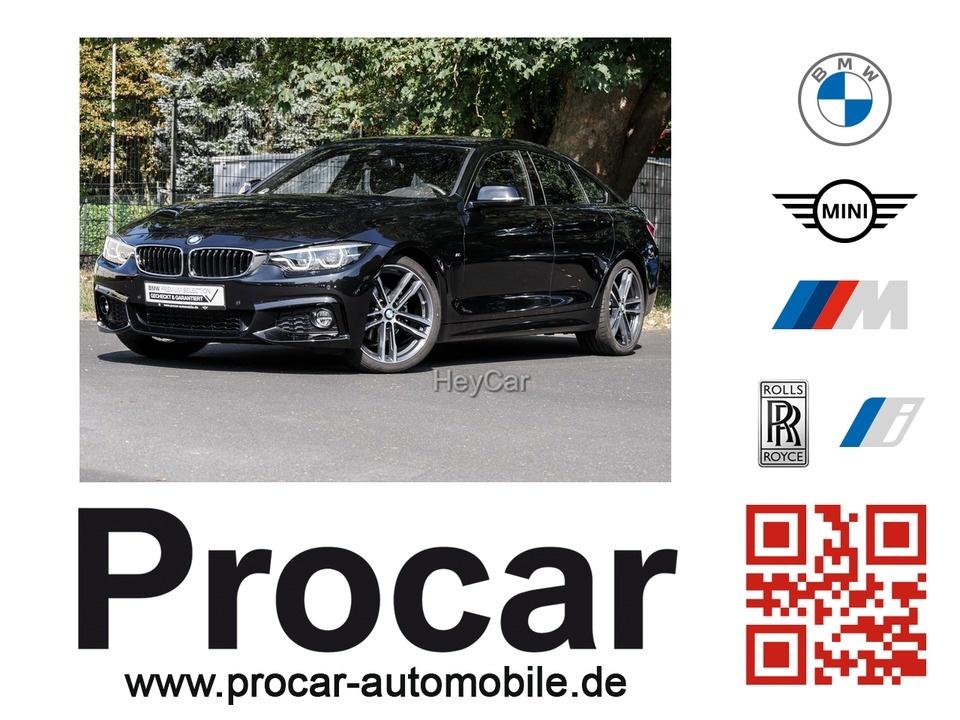 BMW 420 Gran Coupe M Sport Navi Prof. 19'' DAB, Jahr 2017, Benzin