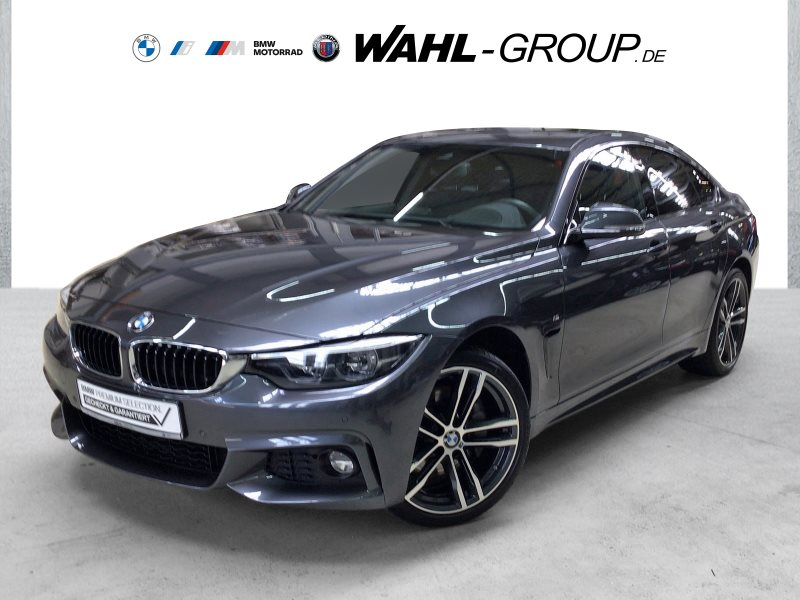 BMW 440i xDrive Gran Coupé M Sportpaket Head-Up LED, Jahr 2018, Benzin
