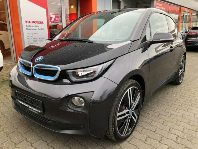 BMW i3`60 Ah *NAVI*GD*COMFORT*DESIGN SUITE*, Jahr 2014, Benzin