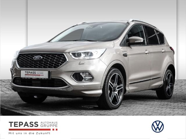Ford Kuga 1.5 EcoBoost Vignale 4x4 ACC NAVI PANO KESSY, Jahr 2018, Benzin